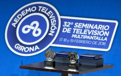 Seminario TV 2016 (32º Edición), Girona