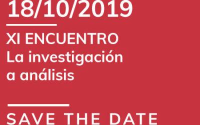 XI Encuentro de la Investigación a Análisis