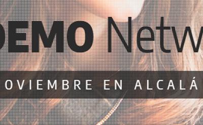 Aedemo Networks 2018 Alcalá de Henares