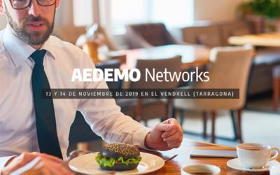 Aedemo Networks 2019 Tarragona