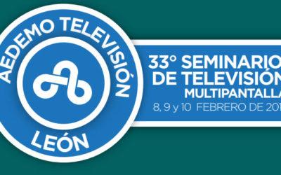 Seminario TV 2017 (33º Edición), León