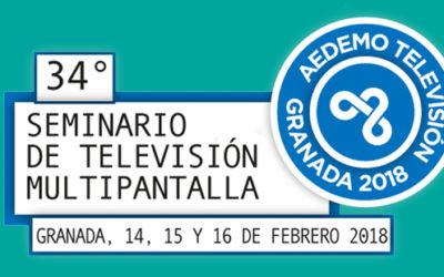 Seminario TV 2018 (34º Edición), Granada